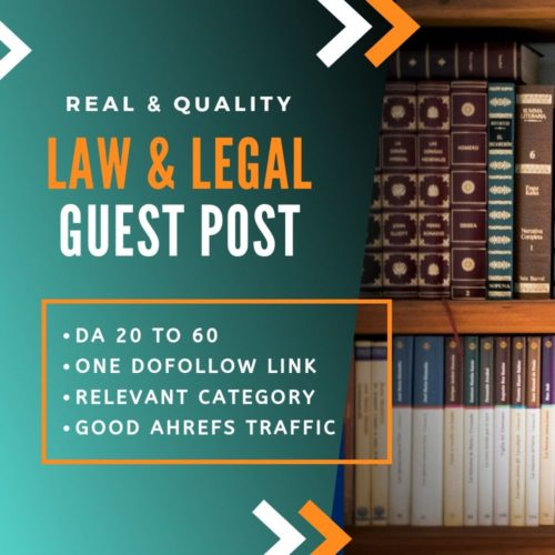 Law Guest Post
