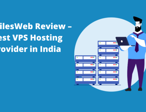 MilesWeb Review – Best VPS Hosting Provider in India